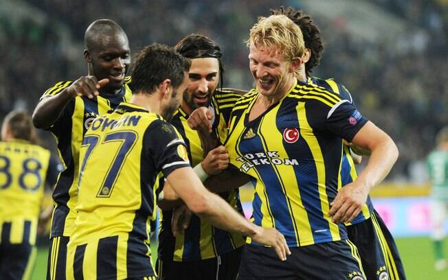 9º Fenerbahçe (Turquia) - 6,3 milhões