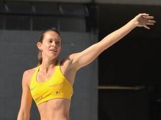 Fabiana tem convite para participar de todas as provas de salto com vara nas etapas de Diamond League deste ano