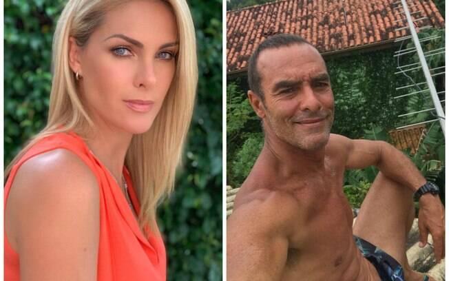 Ana Hickmann e Paulo Zulu divergem sobre affair no passado