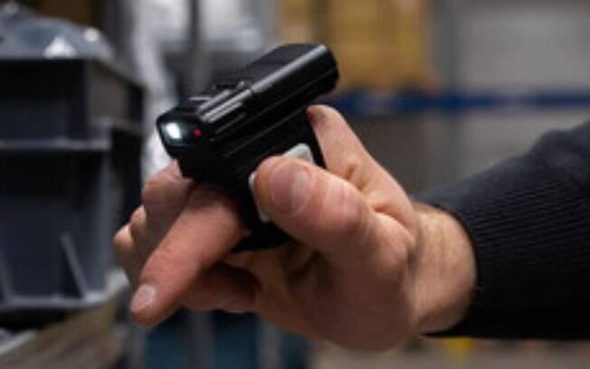 A Handheld apresenta o novo RS60 Ring Scanner vestível