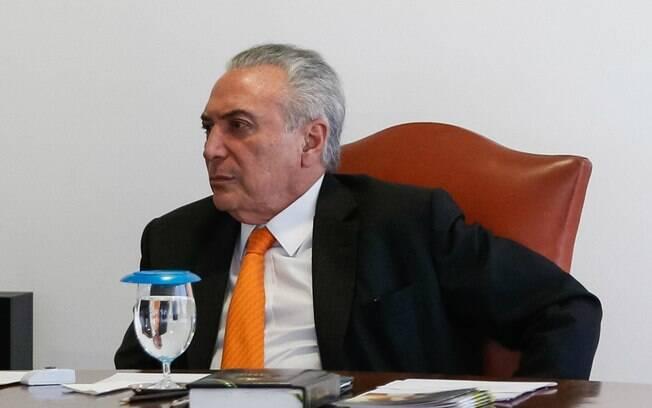 Defesa de Temer alegou que as gravações não foram juntadas ao inquérito após o trabalho da perícia