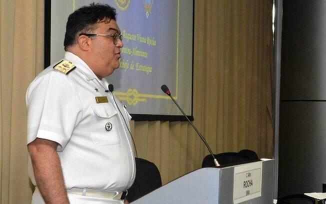 Almirante Rocha foi indicado por Bolsonaro à Secretaria-Geral da Presidência da República