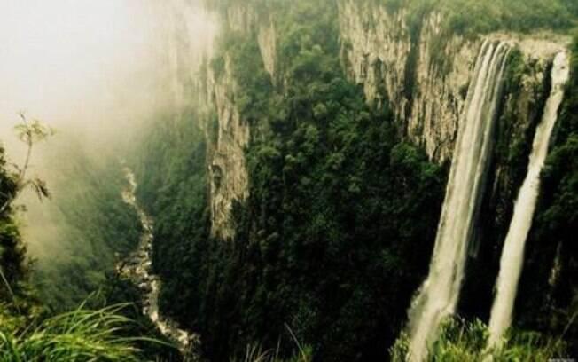 Cambará do Sul, no Rio Grande do Sul