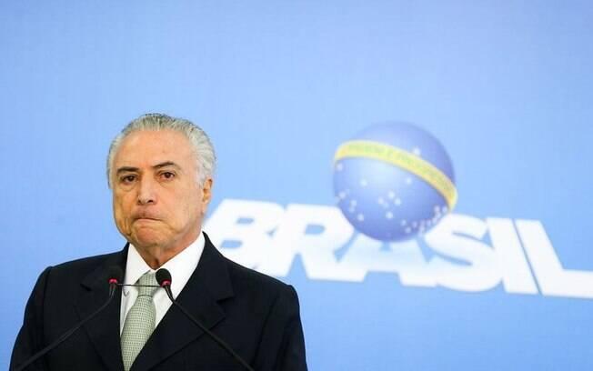 Defesa protocolou novo pedido de habeas corpus para o ex-presidente Michel Temer