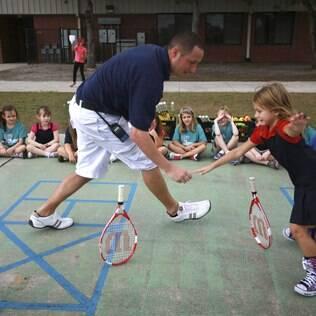 Recreação esportiva melhora rendimento escolar