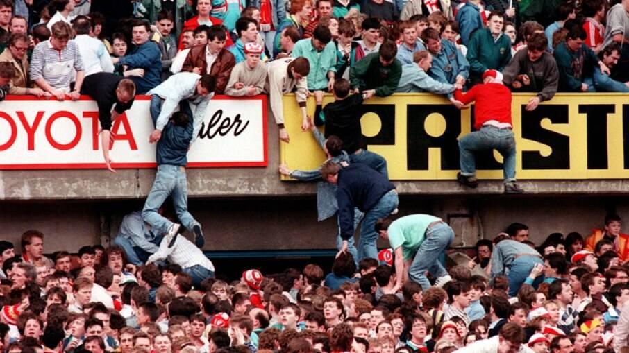 Tragédia de Hillsborough completa 32 anos