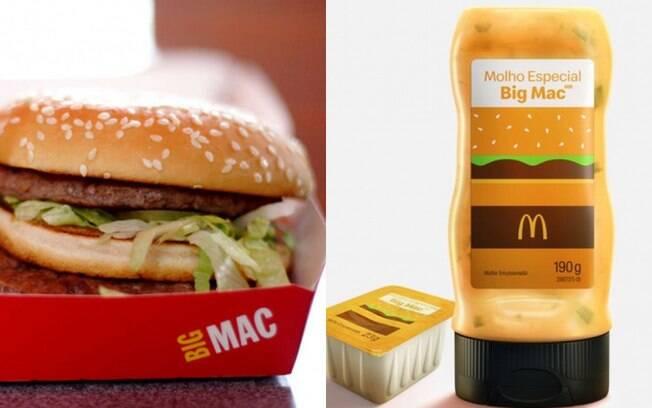 Molho especial do Big Mac
