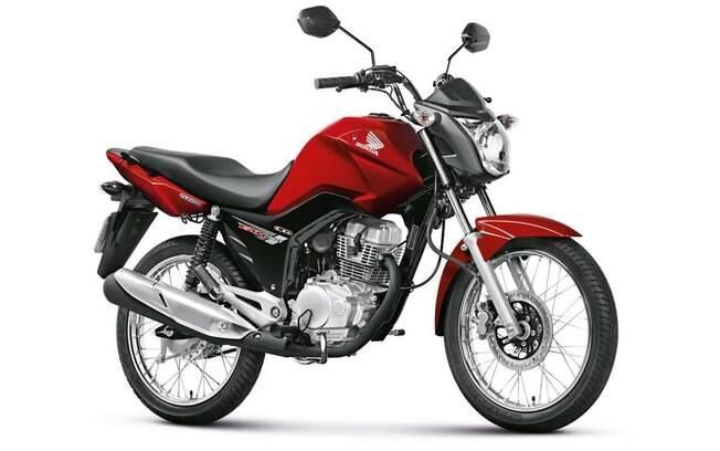 Honda CG 125 é lendária não só por ser o veículo mais produzido do Brasil, como pela sua robustez e simplicidade
