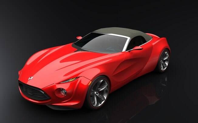 Rossin-Bertin Vorax: o projeto arrancou elogios até do dono da Koenigsegg