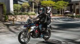 BMW Motorrad lança a nova G 310 GS; saiba detalhes