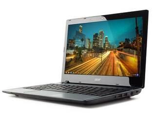 Chromebook da Acer tem tela de 11,6 polegadas e autonomia de bateria de 3,5 horas