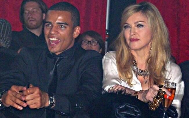 Aos 53 anos, Madonna está namorando o bailarino Brahim Zaibat, de 24, a mesma idade de seu ex, Jesus Luz.