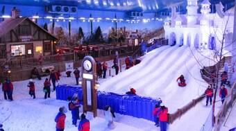 5 lugares para praticar a patinação de gelo