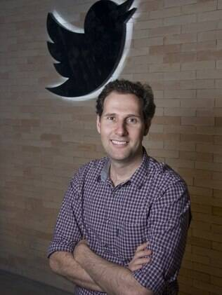 Diretor-geral do Twitter Brasil, Guilherme Ribenboim agora assume o cargo de vice-presidente do Twitter para a América Latina