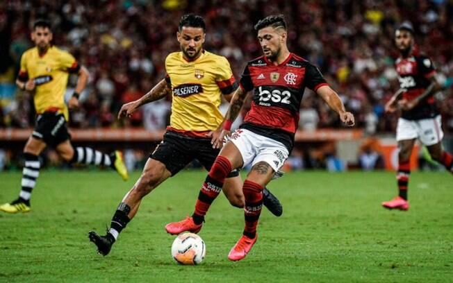 Barcelona (EQU) x Flamengo