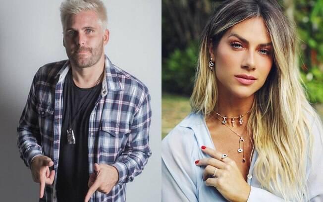 Irmão de Bruno Gagliasso, Thiago Gagliasso, expõe discussão com Giovanna Ewbank no Instagram.
