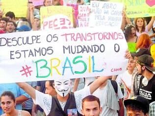 Participação. Somente um quarto dos entrevistados pela pesquisa pretende participar de manifestações durante a Copa do Mundo