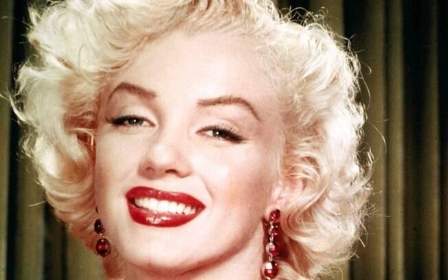 Marilyn Monroe, atriz e sex symbol da década de 50, também é canhota