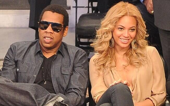Jay Z. e Beyoncé também prestigiaram o evento