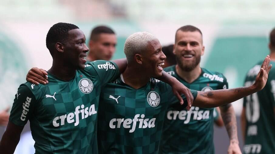 Palmeiras x Ferroviária