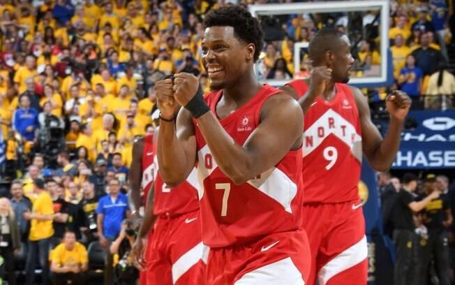 Toronto Raptors fez 4 a 2 na série contra o Golden State Warriors e foi campeão da NBA