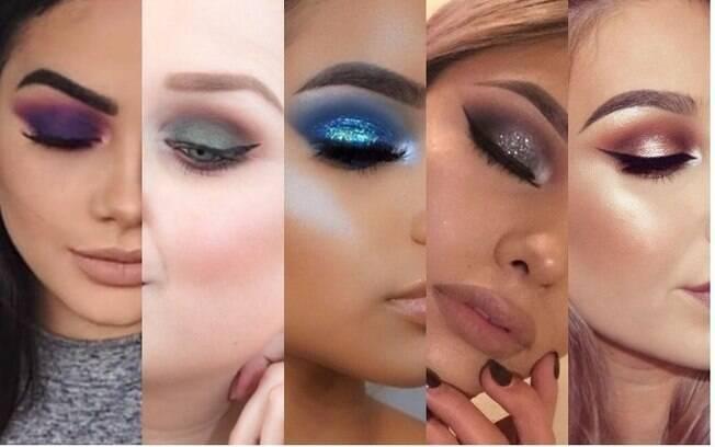 Entre as dicas de beleza ao redor do mundo, estão as cores de sombra que mais fazem sucesso em cada um dos países