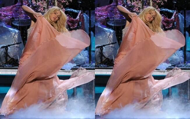 Shakira no Grammy