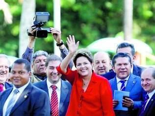 "Mais.   Dilma recebeu o apoio do PP e disse que vai se contrapor aos defensores das ""medidas impopulares"""