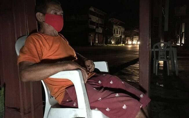 """Amapá: os impactos do apagão na população periférica: """"me sinto um nada"""""""