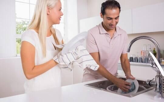 18 regras para reduzir o acúmulo de sujeira dentro de casa - Dicas para a Casa - iG