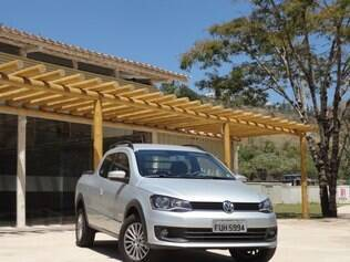 VW Saveiro Highline cabine dupla