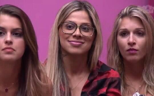 BBB14: Aline, Junior e Vanessa estão no paredão. Quem deve ser eliminado? - BBB - Big Brother Brasil - iG