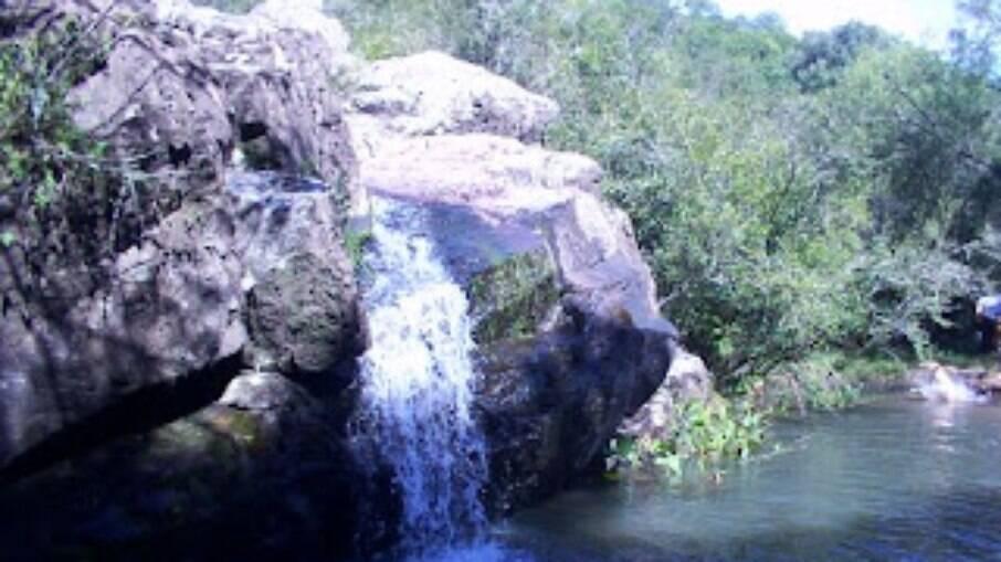 Morro do Cavalo de Pedra