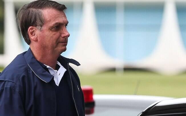Bolsonaro diz que parte dos brasileiros
