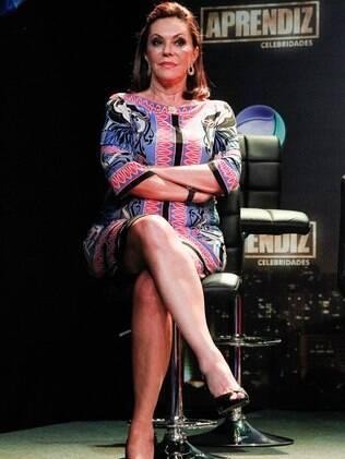 Beth Szafir ficou incomodada com Maria Cândida