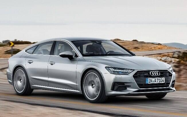 Audi A7 Sportback: geração 2019 fica bem mais leve e sofisticada, além de contar com sistema semi-autônomo de condução