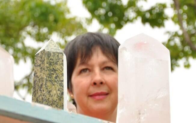 Ana Maria da Silva largou a carreira de engenheira de produção para abrir uma pizzaria em Alto Paraíso
