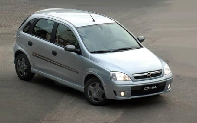 Chevrolet Corsa teve duas gerações no Brasil e continua tendo uma legião de fãs. Compacto deu lugar ao Agile no início da década passada