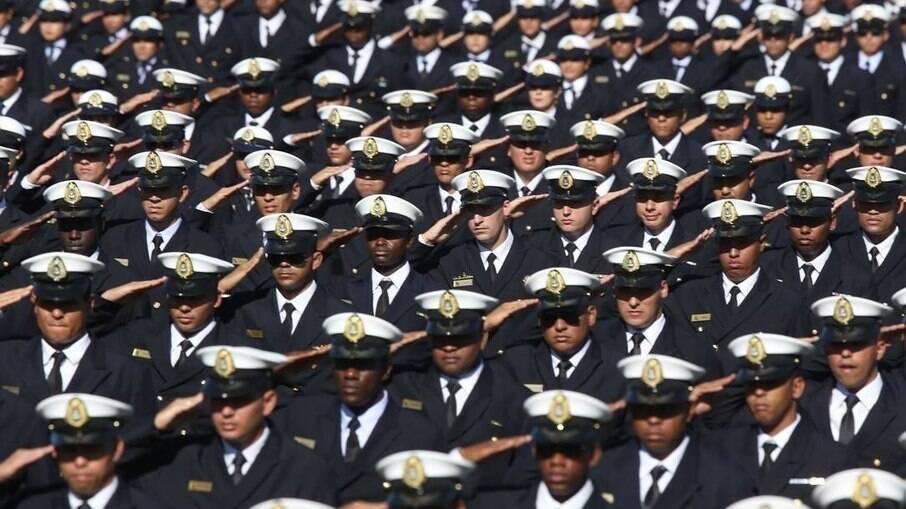 Vagas são para ingresso no Corpo Auxiliar de Praças, no Rio de Janeiro