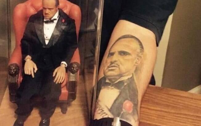 PReso no Caso Marielle tem tatuagem do