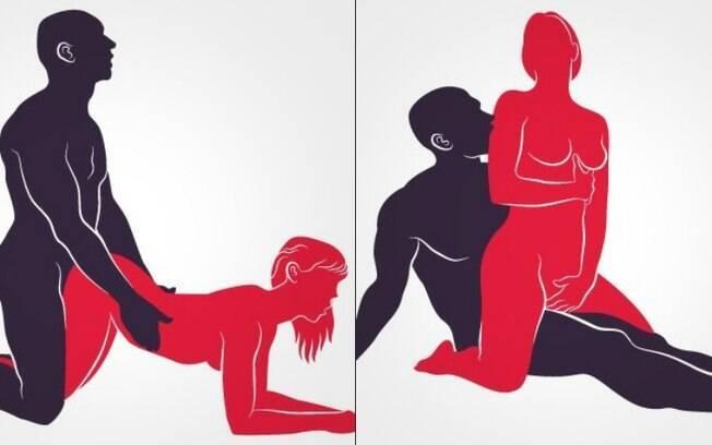 """""""Cachorrinho"""" e """"Cavalgada"""" são boas posições para casais que vão fazer sexo no chão"""
