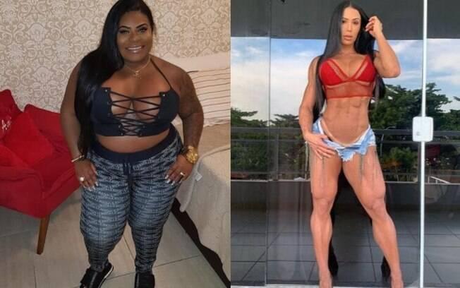 Jojo Todynho pega firme no treino e brinca se comparando a Gracyanne Barbosa