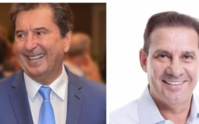 Maguito Vilela disputará segundo turno Vanderlan Cardoso