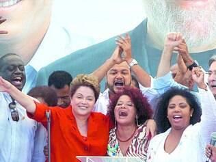 Dobradinha. Mesmo à frente, Dilma quer colar sua imagem à de Pimentel, que lidera com folga