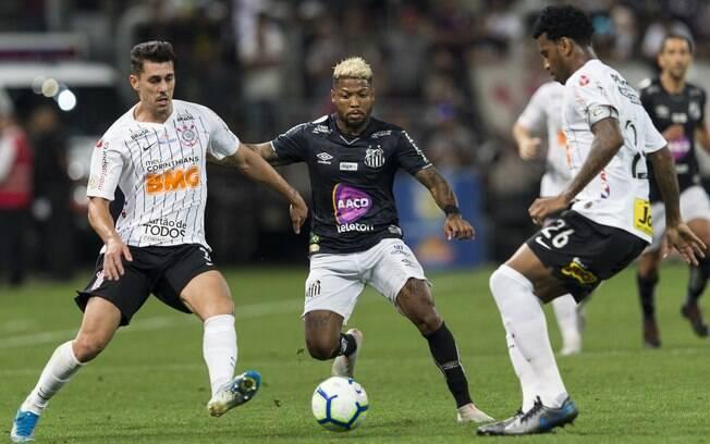 Resultado foi ruim para as duas equipes, mas pior para o Corinthians