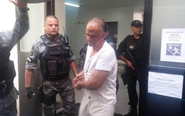 Marcos Valério deixa regime fechado e é transferido para o semiaberto