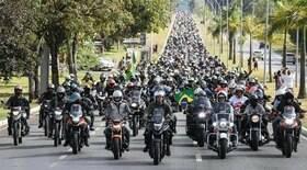 TCU torna sigiloso processo sobre motociatas de Bolsonaro