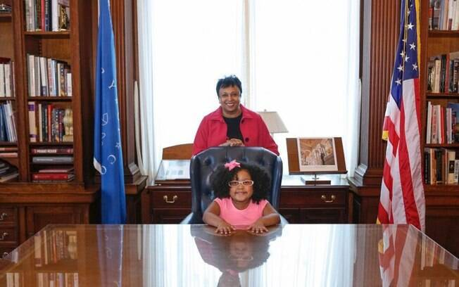 Segundo a mãe de Dalyiah, a menina tem o objetivo de chegar aos 1.500 livros devorados até setembro