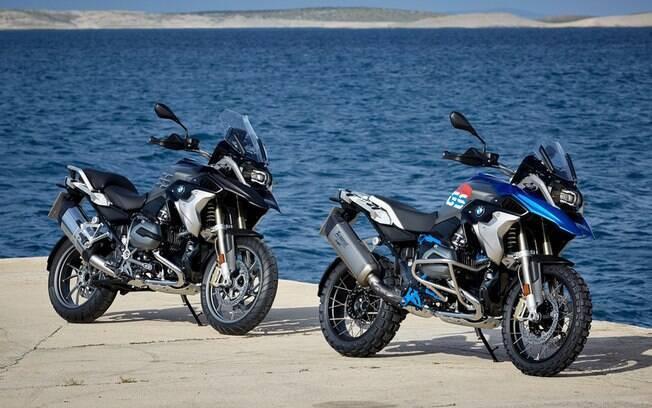 BMW 1200 GS: aventureira chega com novidades tecnológicas para auxiliar na praticidade ao pilotar
