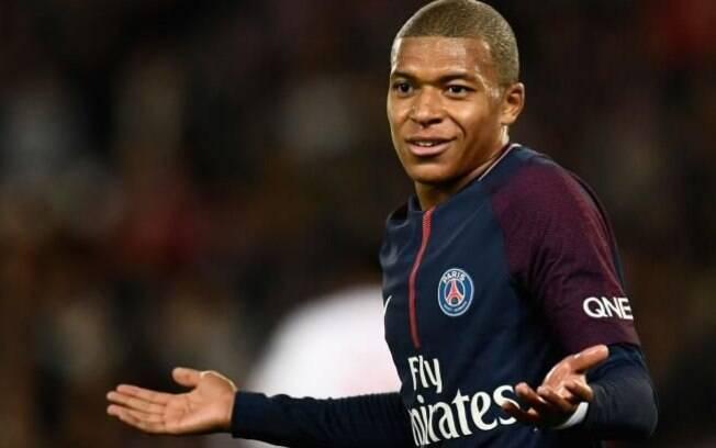 Kylian Mbappé de saída do Paris Saint-Germain para o Manchester United?